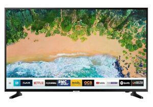 "Samsung smart tv 108cm (43"") ultra-plat 4k uhd ue43nu7025k"