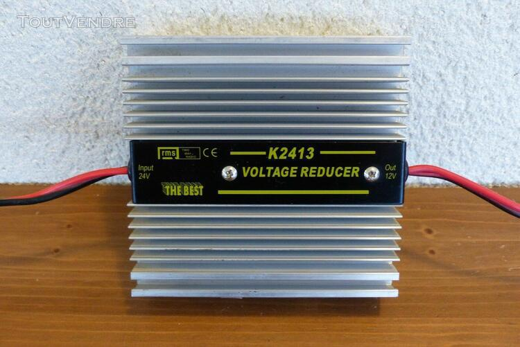 Vends réducteur de voltage en très bon état