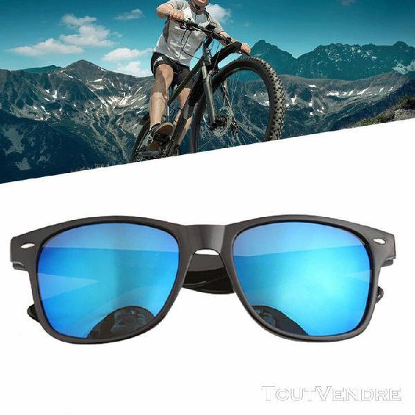 Mode hommes femmes lunettes de soleil casual sports de plein
