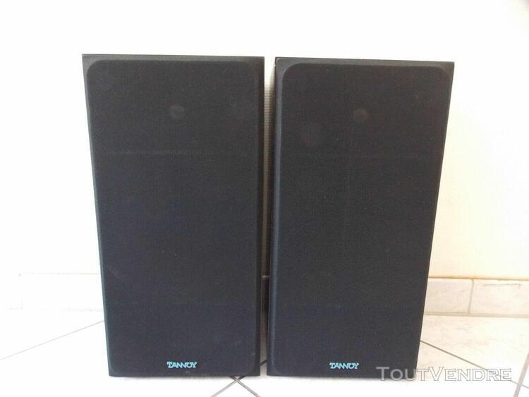 Paire d'enceintes tannoy m20 / speakers monitors tannoy vint