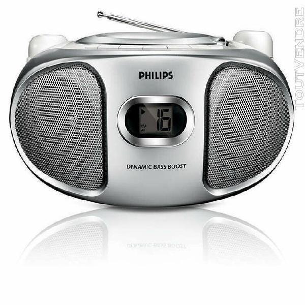 Radio cd philips az 102 s neuf
