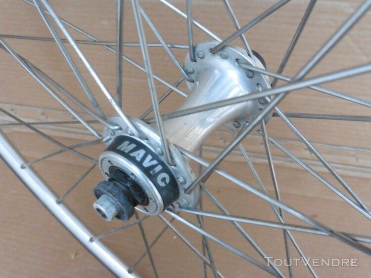for wheels F//R ROULEMENT A BILLES pour MAVIC AKSIUM 2012 Vélo pour roues av//arr