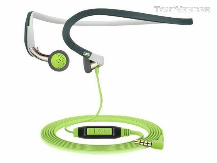 Sennheiser pmx 686i sports - écouteurs avec micro - embout