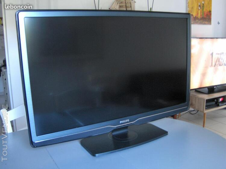 Téléviseur philips lcd full hd 107 cm 42pfl9664h/