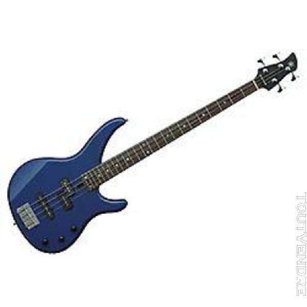 Yamaha trbx174bdm dark blue métallic - guitare basse