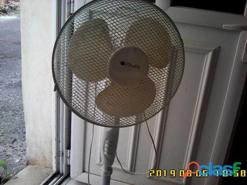 Ventilateur de marque aya. ne fonctionne plus