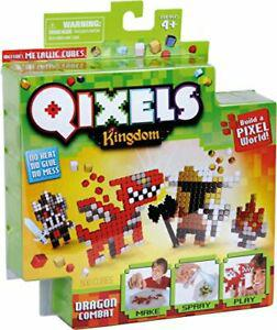 Asmokids - kk87108 - mini kit créations qixels royaume -