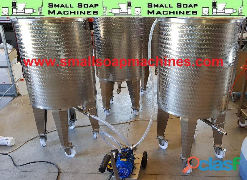 Petites Machines pour Savon Liquide 1