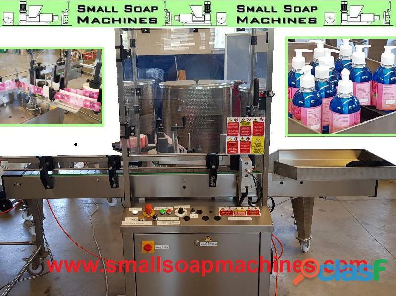 Petites Machines pour Savon Liquide 2