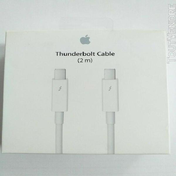 Apple thunderbolt 2.0 m md861zm/a