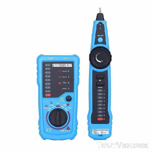 Bside fwt11 handheld rj45 rj11 réseau téléphonique par