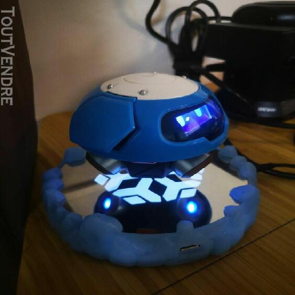 Chargeur usb lampe overwatch flocon flottant - officiel bliz