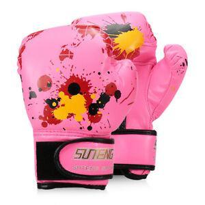 Gants de combat pour les garçons / filles grève des gants