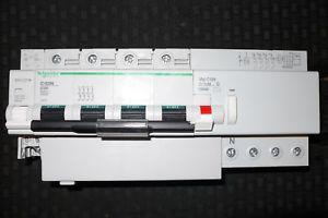 Disjoncteur differentiel 100a 300ma tetra. schneider