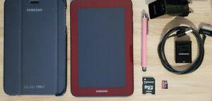 "Tablette - samsung galaxy tab 2 7""- (modèle p3110) 8 go,"