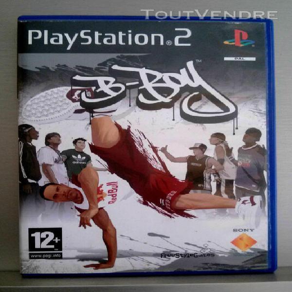 B-boy - playstation 2