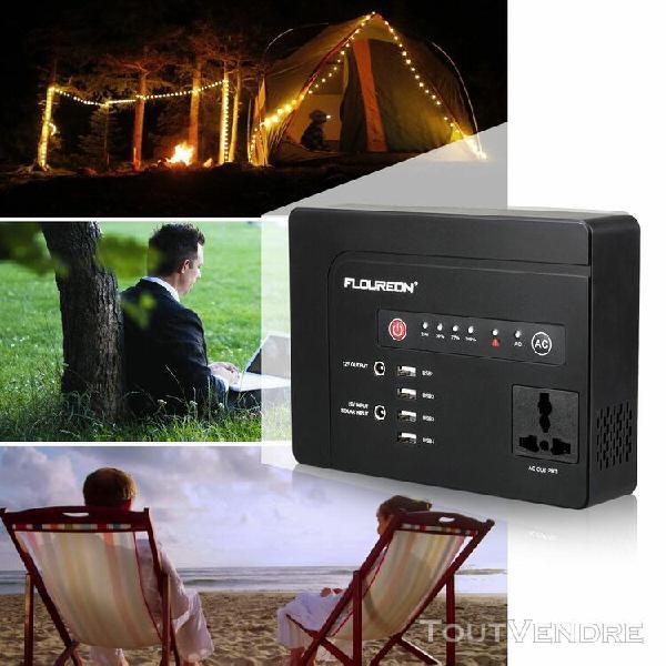 floureon portable power bank 146wh prise simple