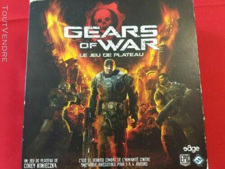 Gears of wars ► le jeu de plateau ► français ► rare