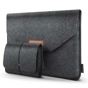 Homiee housses pour ordinateur portable 13-13.3 inch, gris