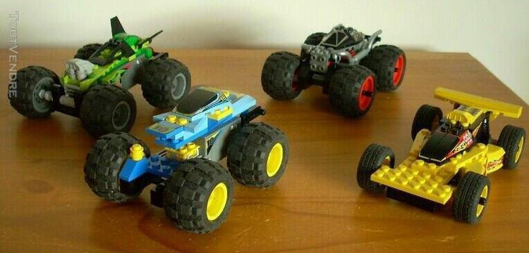 Lego racers 8382 8383 8384 8385