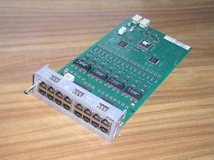 Alcatel omnipcx digital interfaces 16 voies uai16-1