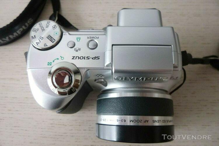 Appareil photo numérique olympus sp-510uz