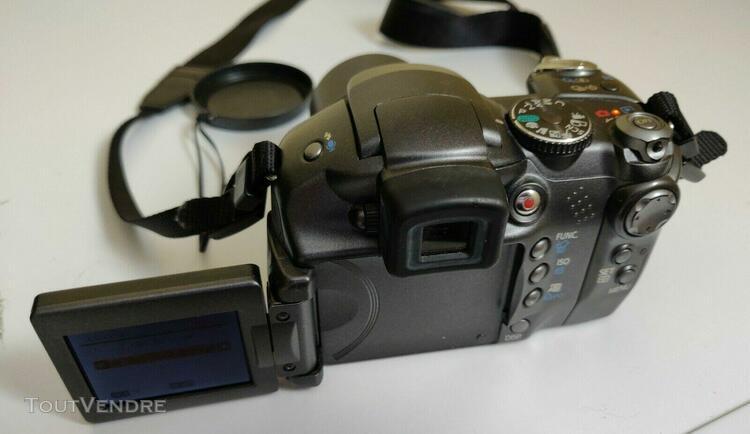 Canon powershot s3 is 6mp zoom optique x12