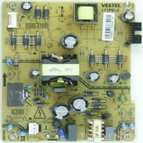 Carte d'alimentation vestel -17ips12- 23281584 original