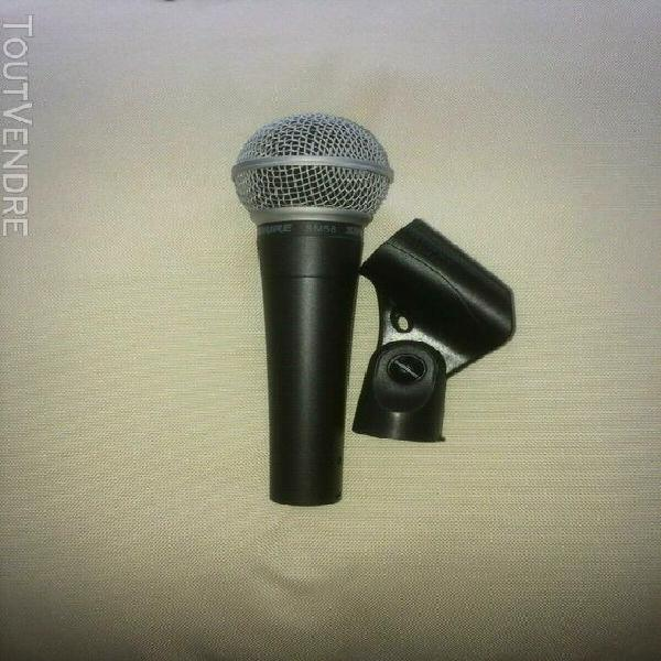 Microphone shure sm58 micro dynamic vocal