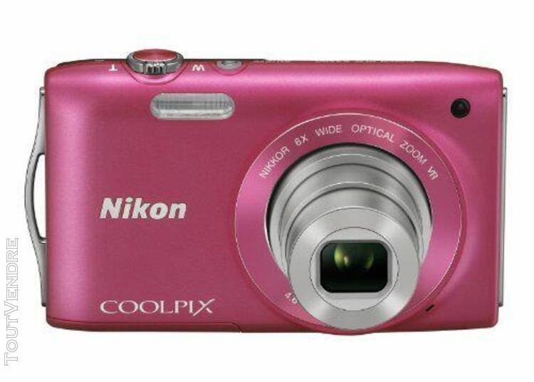 Nikon appareil photo numérique coolpix (coolpix) s3300