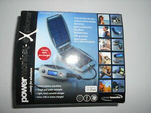 Powermonkey explorer portable solaire et secteur electrique