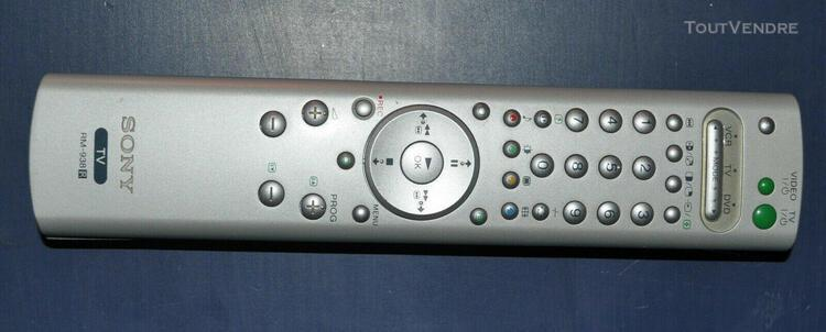 Télécommande sony rm-938