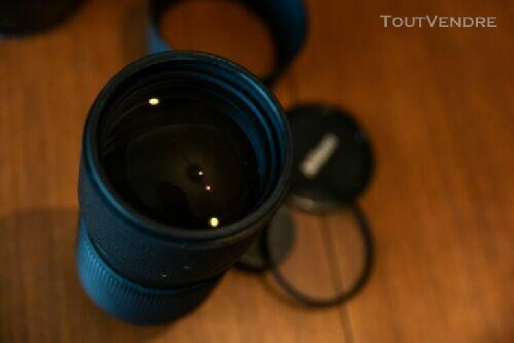 Zoom nikkor nikon af 80-200mm f/2,8 d ed