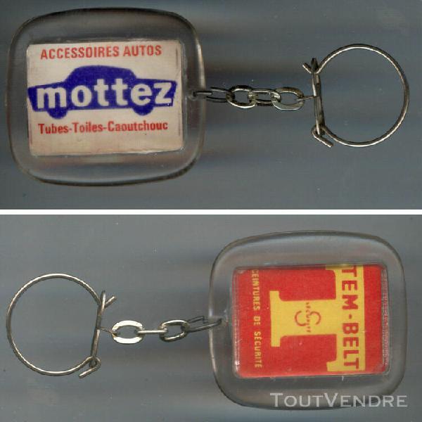 1 porte clÉf - clefs - cles: accesoires autos mottez / tem