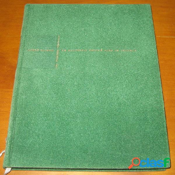 Le manuscrit trouvé dans un chapeau (orné de dessins à la plume par Pablo Picasso), André Salmon