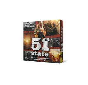 51st state: seconde edition