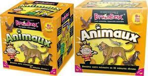 Asmodee - 93301 - brain box - animaux - jeu enfants