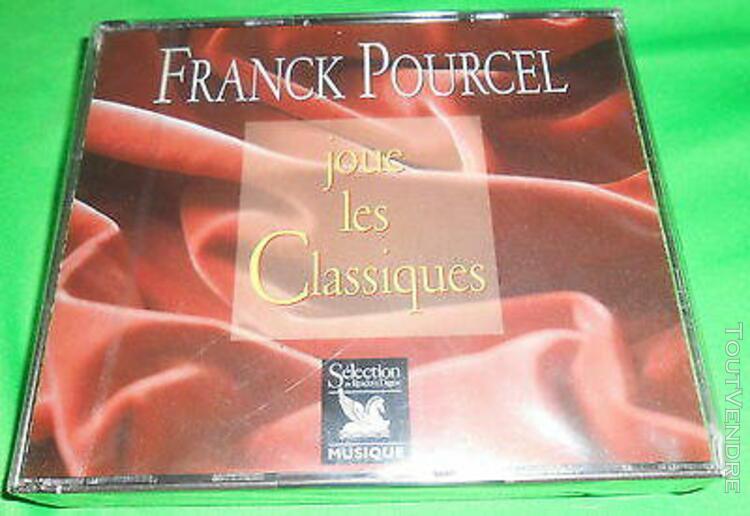 Franck pourcel joue les classique par selection reader's dig