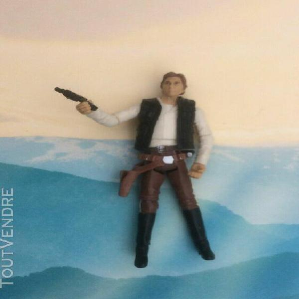 star wars figurine han solo pilote version exclusive otc du