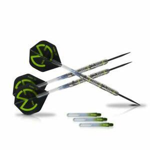 Xq max fléchettes de 25 grammes michael van gerwen green