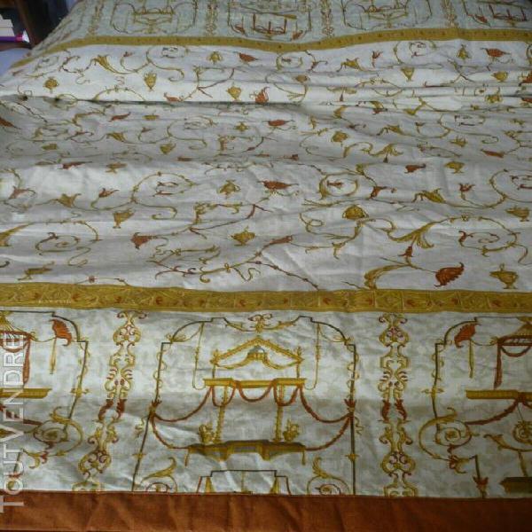 Basseti plaid grand foulard oplontis 180x250