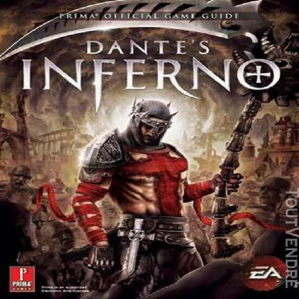 Dante's inferno prima official game guide