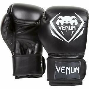 Gants de boxe venum noir taille 12 oz