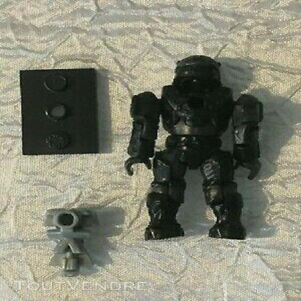 Halo unsc cqb spartan with sentinel beam mega bloks seri