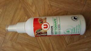 lotion netoyante chien
