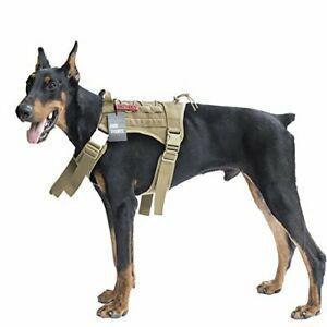 Onetigris harnais veste/gilet de chien résistant à eau en