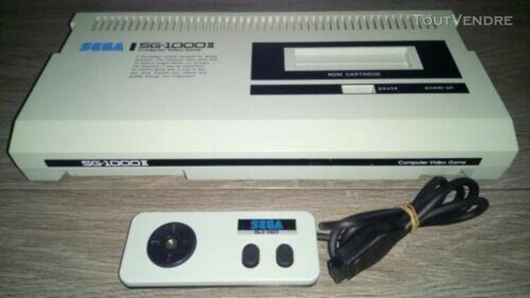 Sega sg-1000 ii ntsc-japan + manette sj-150