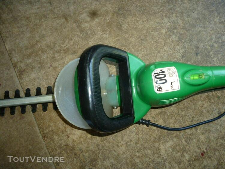 Taille haie electrique ribiland