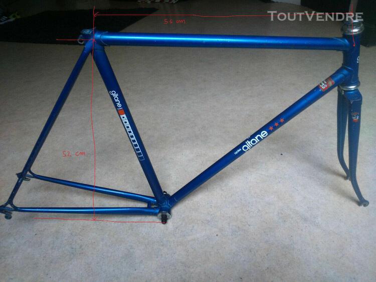 Stickers autocollants pour vintage Altenburger Synchron vélo freins bleu