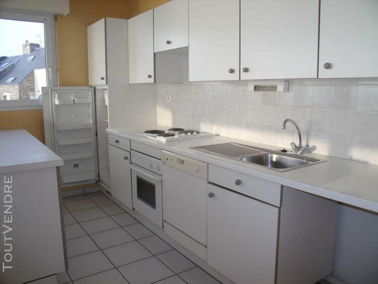 A louer appartement 3 pièces vue mer granville (50)